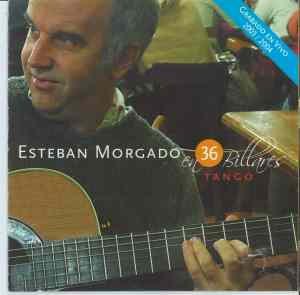 Esteban Morgado en 36 Billares (2004)