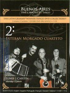 DVD Buenos Aires Días y Noches de Tango (2008)