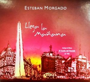 """Llega la mañana (2013). Incluye el disco """"El sueño del duende"""" (1992) más cinco temas grabados para el álbum"""