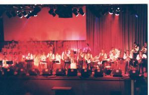 """""""Fuerzas para continuar"""", 1996, Teatro Coliseo, Buenos Aires"""
