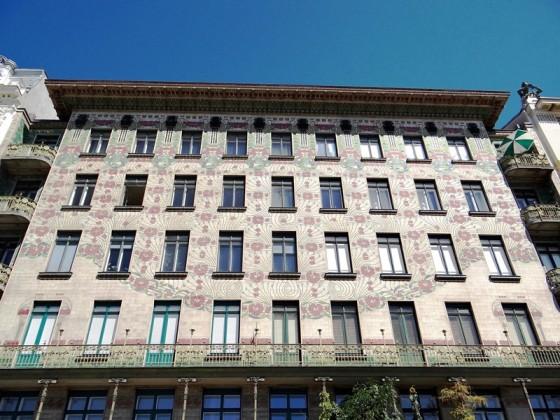 Vista pacial de los Edificios Wagner
