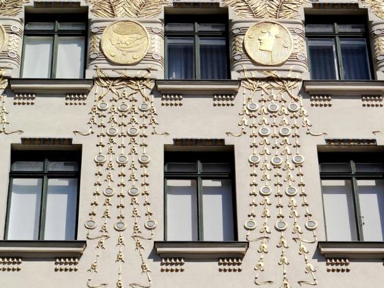 Edificios Wagner (detalle)