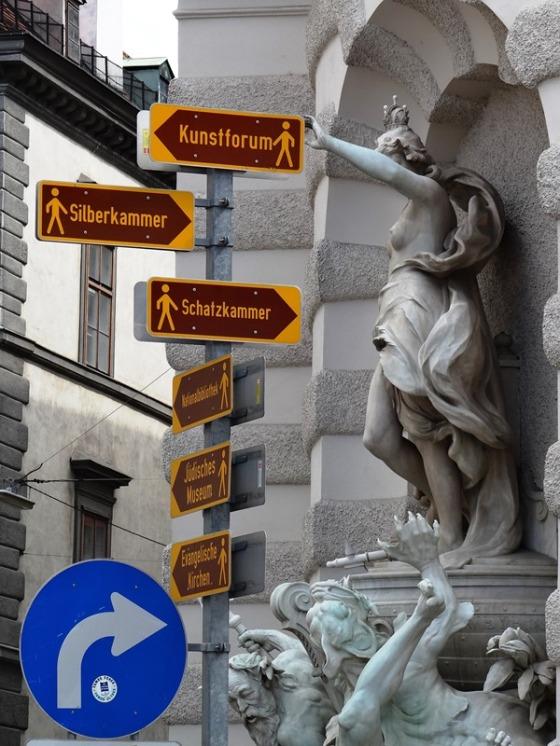 Detalle del Hofburg