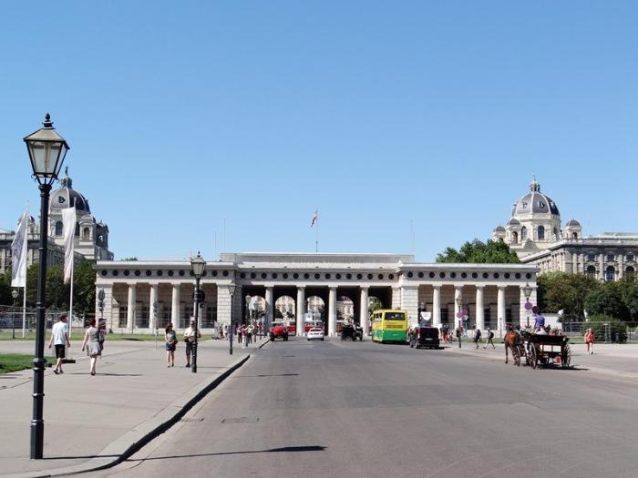 Columnata del Hofburg