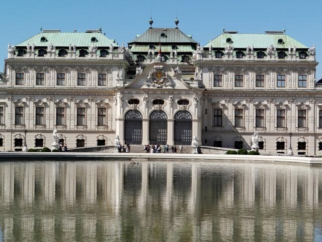 Vista del Belvedere superior
