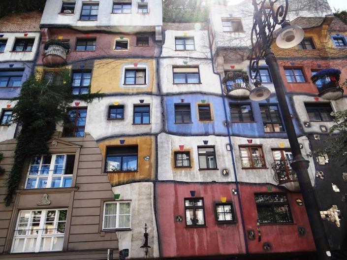 La Hundertwasser Haus