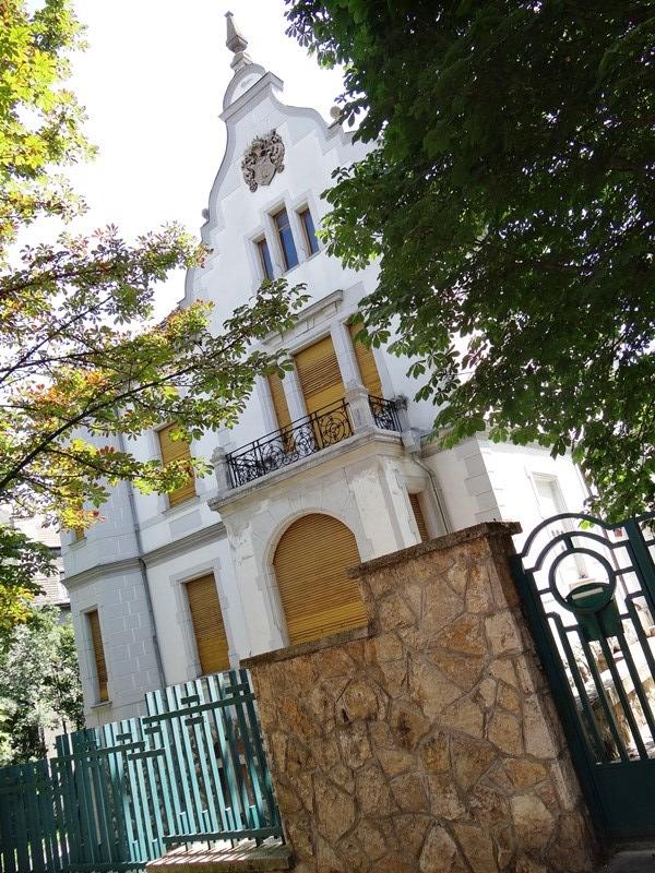 La Iglesia Armenia (Católica) de Budapest, que pude admirar sólo por fuera (cuando la visité no había misa) y es muy cercana a mi corazón debido a mis raíces étnicas