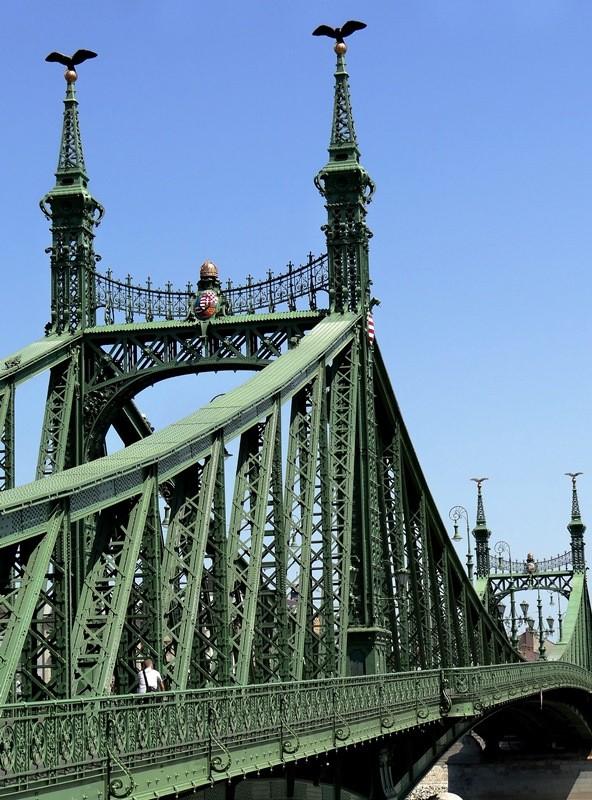 Szabadság hid (Puente de la Libertad)