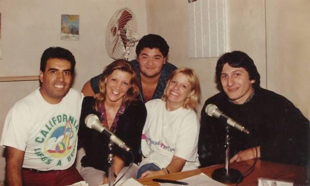 Los Allende con los Passuelo en Radio Emanuel Celestial 88.9MHz