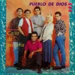 036 Oscar Allende - Tapa del álbum Grito de Victoria