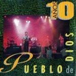 037 Oscar Allende - Tapa del álbum 10 años