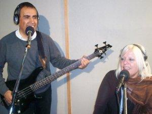 Oscar y Nora Allende