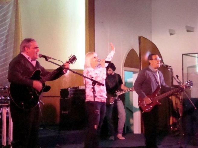 Pueblo de Dios en vivo (2010)