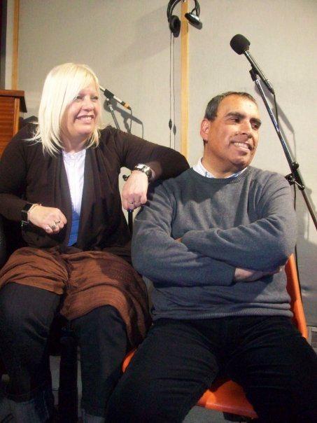 Oscar y Nora Allende (para Enlace TV) Ensayo