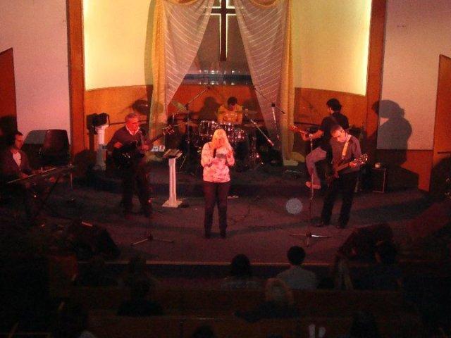 Otra presentación de Pueblo de Dios (2010)