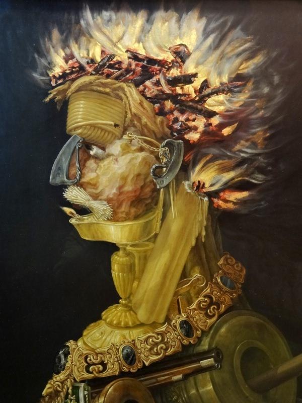 """""""Fuego"""" (1566)"""