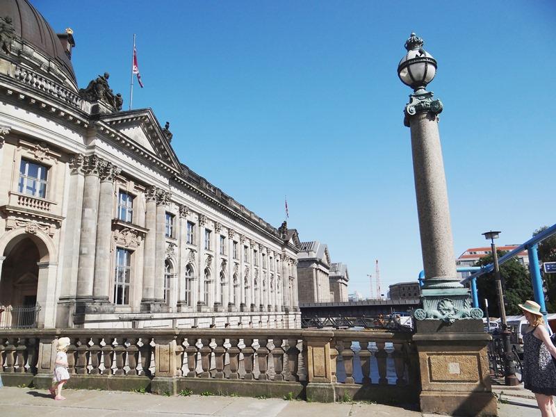 UN PASEO POR LA ISLA DE LOS MUSEOS DE BERLÍN (por Pablo R.Bedrossian)