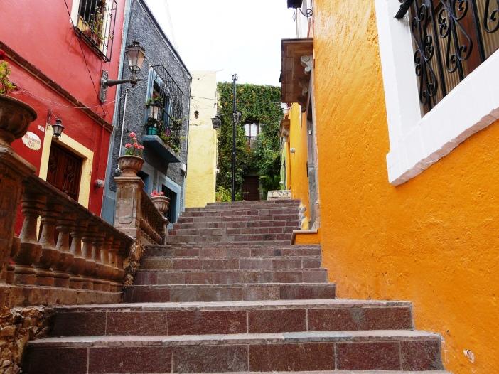 Guanajuato, León, México, Callejón 02