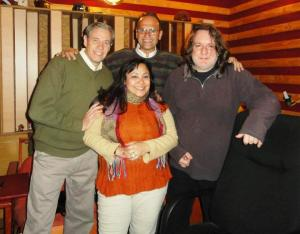 Irhyna Medina, Juan Carlos Marsili y Gaby Sepulveda 01