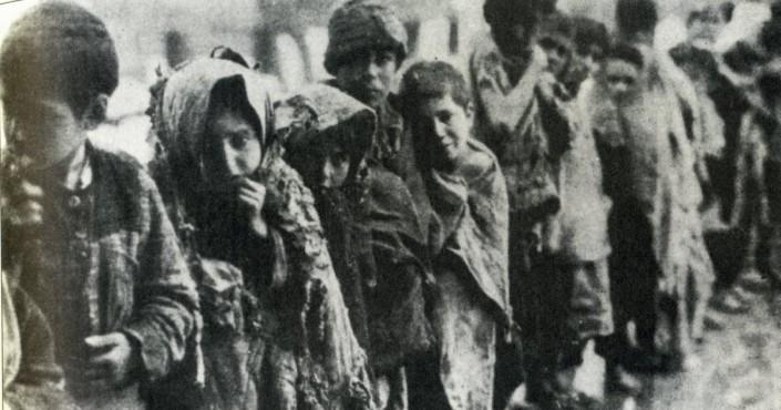 Genocidio Armenio 01 Niños