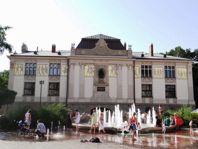 Palacio de las Artes de Cracovia 05