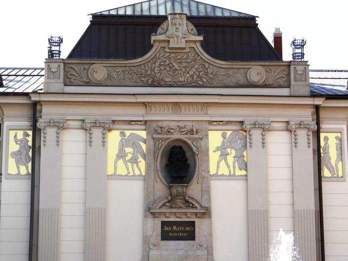 Palacio de las Artes de Cracovia 03