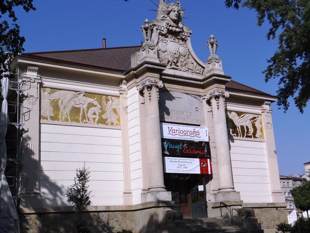 Palacio de las Artes de Cracovia 02