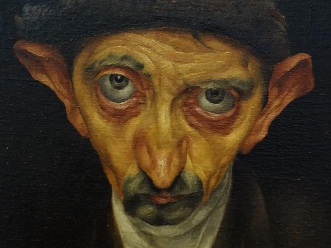 "Mr.Bean 03 - Albert Birkle ""Man with fur cap (""my brother the animal)"""