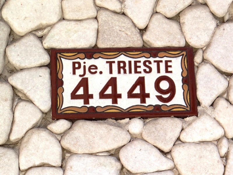 Pasaje Trieste 10
