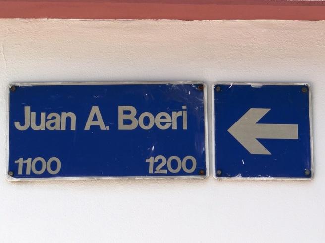 Calle Juan A. Boeri 02