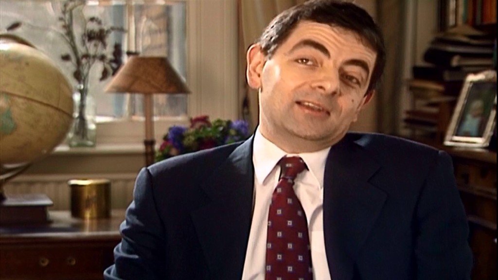 Rowan Atkinson (Mr Bean) 02