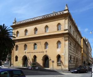 Templo Valdense de Livorno, Italia