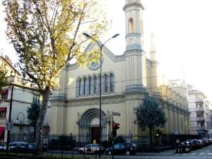 Templo de la Iglesia Valdense de Turin