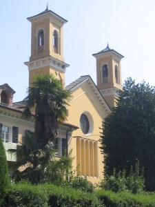 Templo Valdense en Torre Pellice