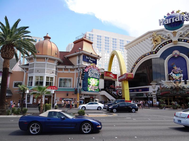 Casino Royale & Harrah's 02
