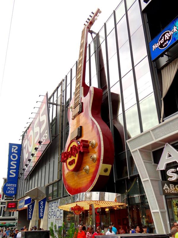 Hard Rock Cafe 01