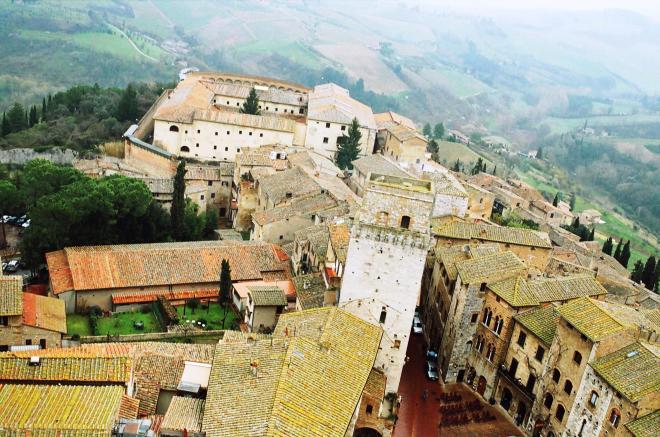 San Gimignano 01