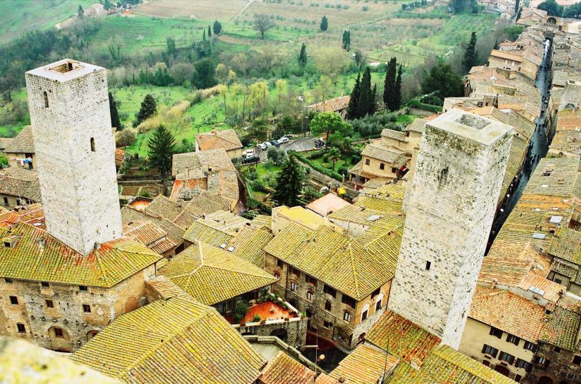 San Gimignano 02