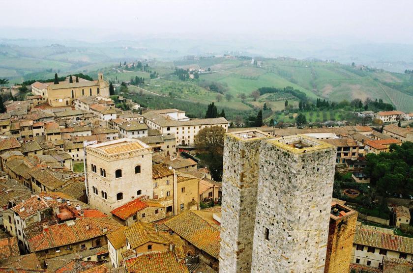 San Gimignano 09