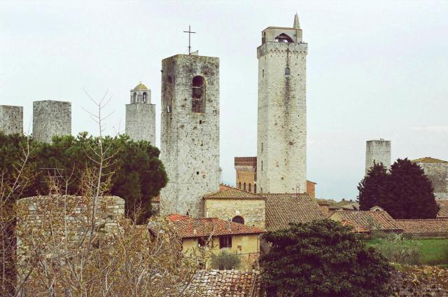 San Gimignano 10