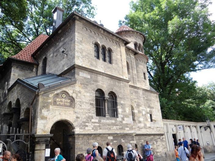 Praga - Barrio Judío 02
