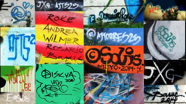 Firmas Muralistas Urbanos 02