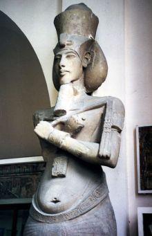 Akenaton (Museo Egipcio) 02