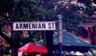 ARMENIAN STREET EN SINGAPUR (por Pablo R.Bedrossian)