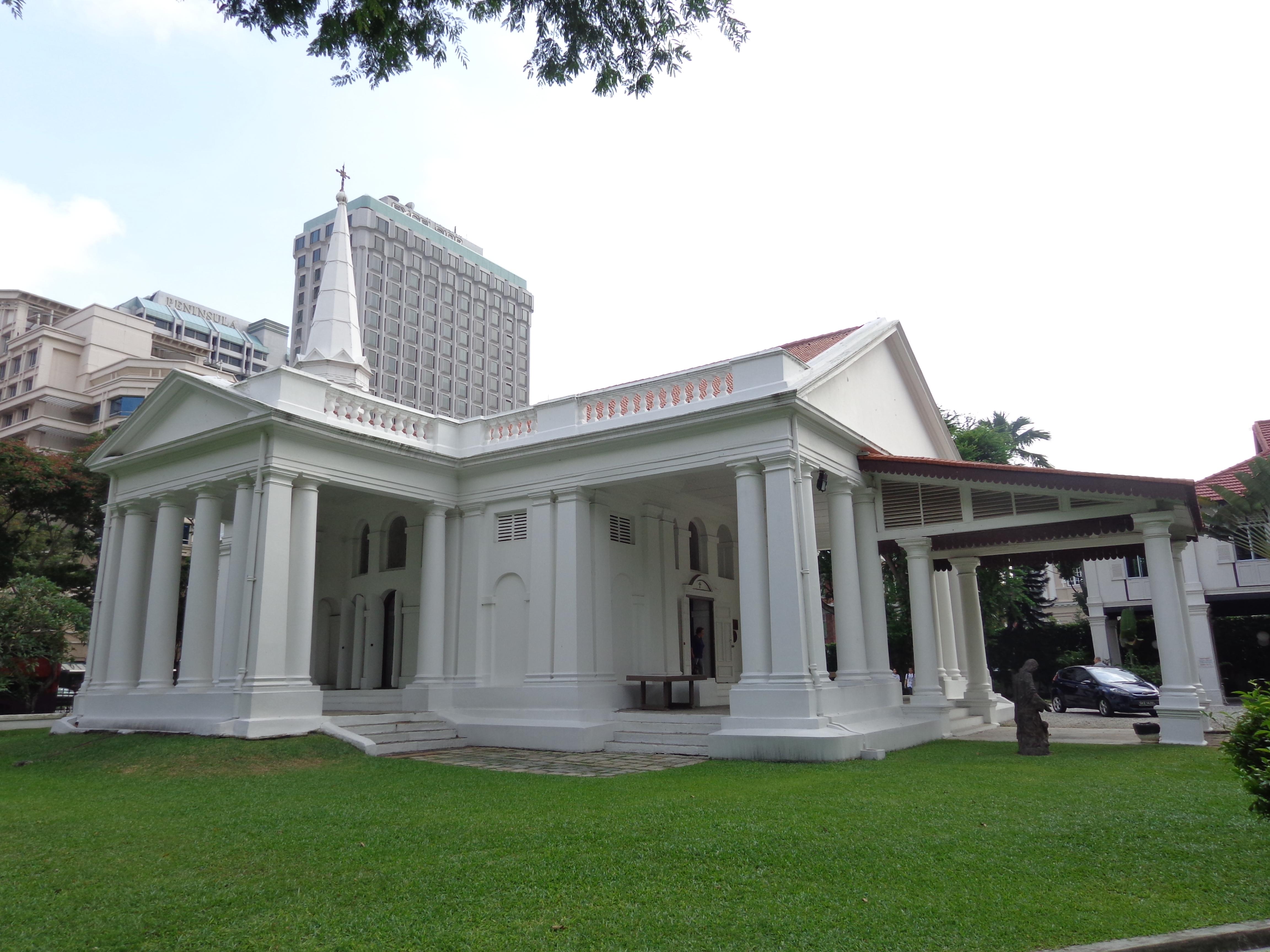 Iglesia Armenia de Singapur 02