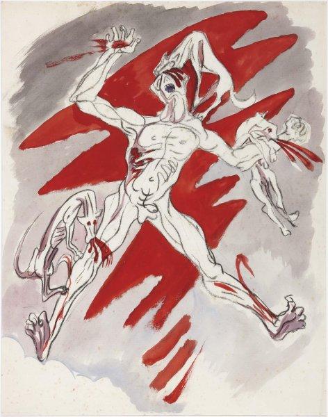 Muerte de Acteon (Museo Reina Sofía).jpg