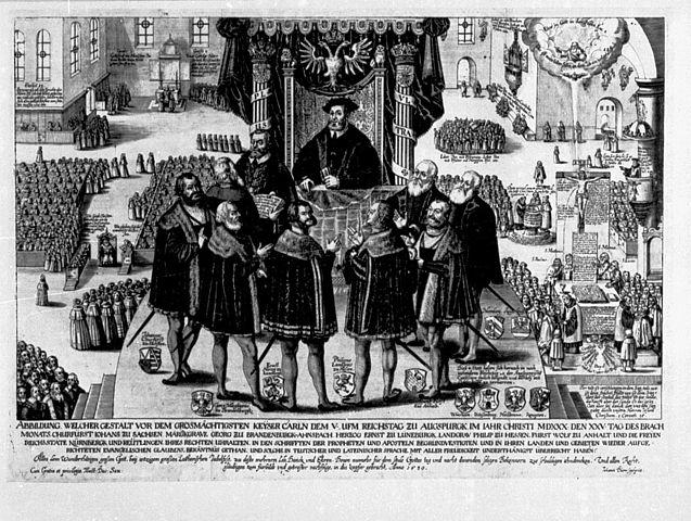 Confesión de Augsburgo