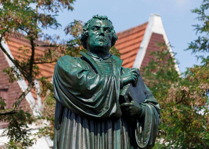 Estatua de Lutero