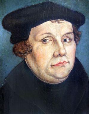 Retrato de Martín Lutero (1570)