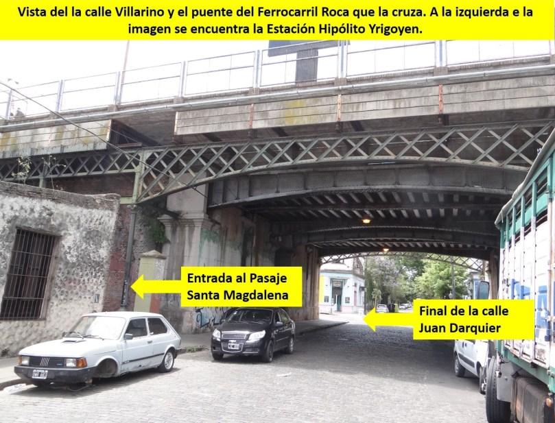 Pasaje Santa Magdalena y Calle Juan Darquier 02.jpg